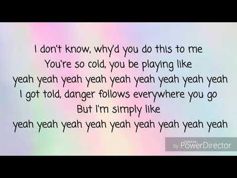HRVY - Personal lyrics
