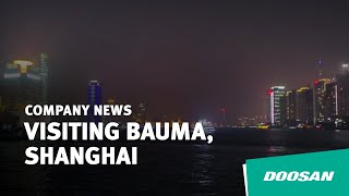 Doosan Aftermarket promoted in Bauma, Shanghai Thumbnail