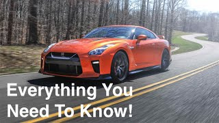 Everything You Need To Know About The 2017 Nissan GTR! | CCC-EP7