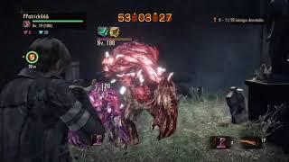 Resident Evil Revelations 2 Desafio de Nível Restrito Nº 498 (10'35) cenário 8-3