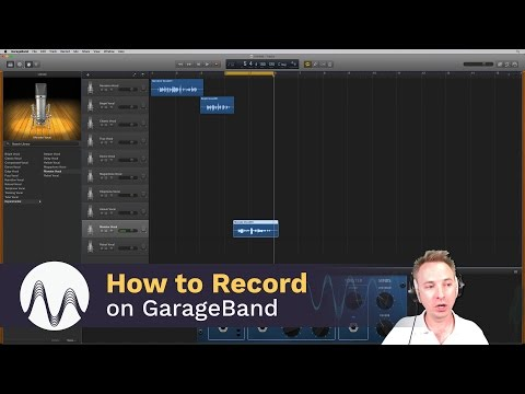 How to Record on GarageBand
