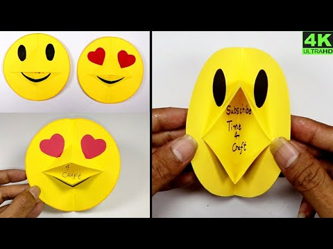 Friendship Day Pop Up Card || How to make Friendship Day Card || Easy Greeting Card Idea