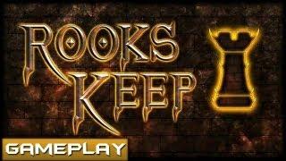 Rooks Keep Gameplay PC HD