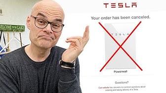 Warum ich die Tesla Powerwall für unsere Solaranlage storniert habe | dieserdad