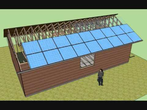 Solar Roof Design Youtube