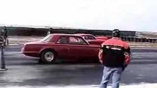 1964 HEMI Plymouth Valiant 9 second pass