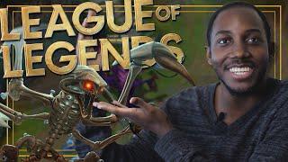 FAIR AND BALANCED GAMEPLAY! - League of Legends (Cho'Gath)