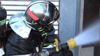 Un centre de formation d'exception pour les pompiers