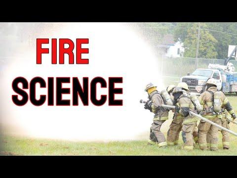 Fire Science Program -- Anniston Regional Training Academy