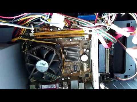 Asus motherboard PSGC-MX 1333 Review | LGA 775 Intel 945GC