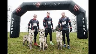 England Rugbylegends Mike Tindall, Will Greenwood and Neil Back tackle The Wolf Run