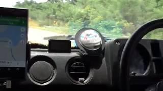 '17.08 チャチュンサオの田舎道をドライブ