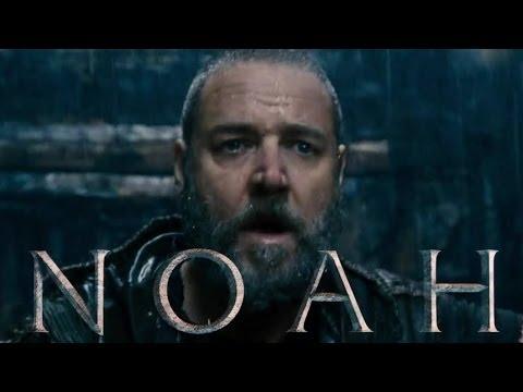 Noah - Kino Trailer 2014 - (Deutsch / German) - HD 720p - 3D