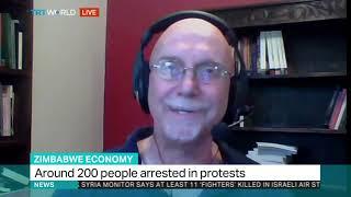 ZIMBABWE ECONOMY: Interview with Derek Matyszak