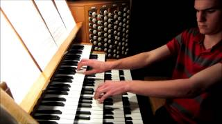Psalm 22 - Grand Organ of St. Patrick