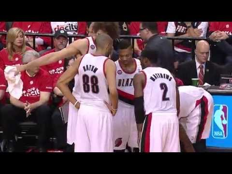 Wes Matthews Career Highlights with the Portland Trail Blazers