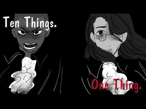 Ten Things One Thing // Hamilton Animatic