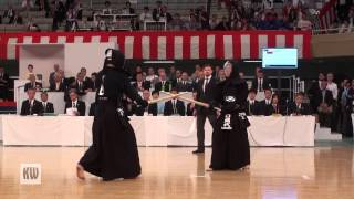 16th World Kendo Championships - Men's Individual — final