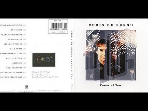 Chris de Burgh - Power Of Ten (audio)