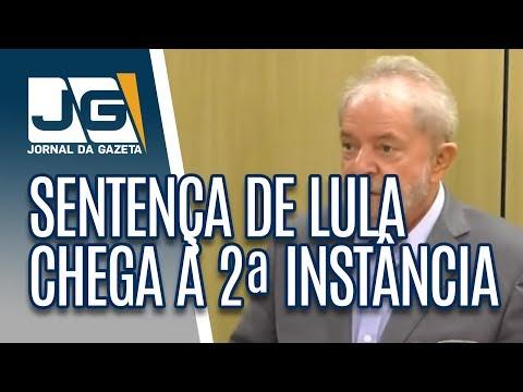 Sentença de Lula sobre sítio chega à segunda instância