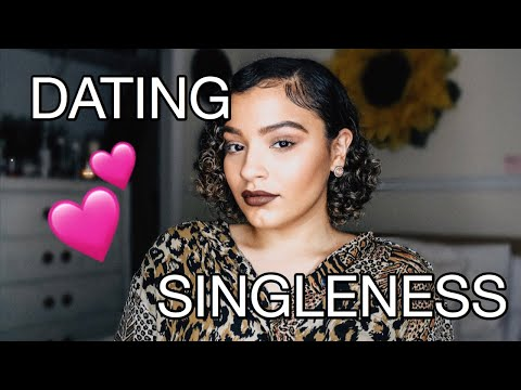 BEING SINGLE, AGAIN: DATING + CONTENT IN SINGLENESS