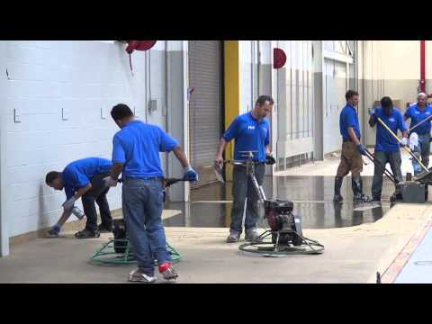 Industrial Flooring Contractor Installation Epoxy Trowel Mortar PPI Epoxy Coatings LLC