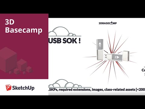 3D Basecamp 2018 Presenter Logistics