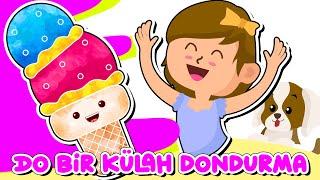 Do Bir Külah Dondurma Şarkısı | Alpi ve Arkadaşları Çocuk Şarkıları 2016