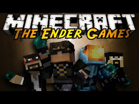 Minecraft: The Ender Games!