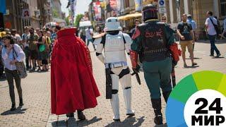 От Халка до Магнето: Comic-Con собрал гиков и косплейщиков со всего мира - МИР 24