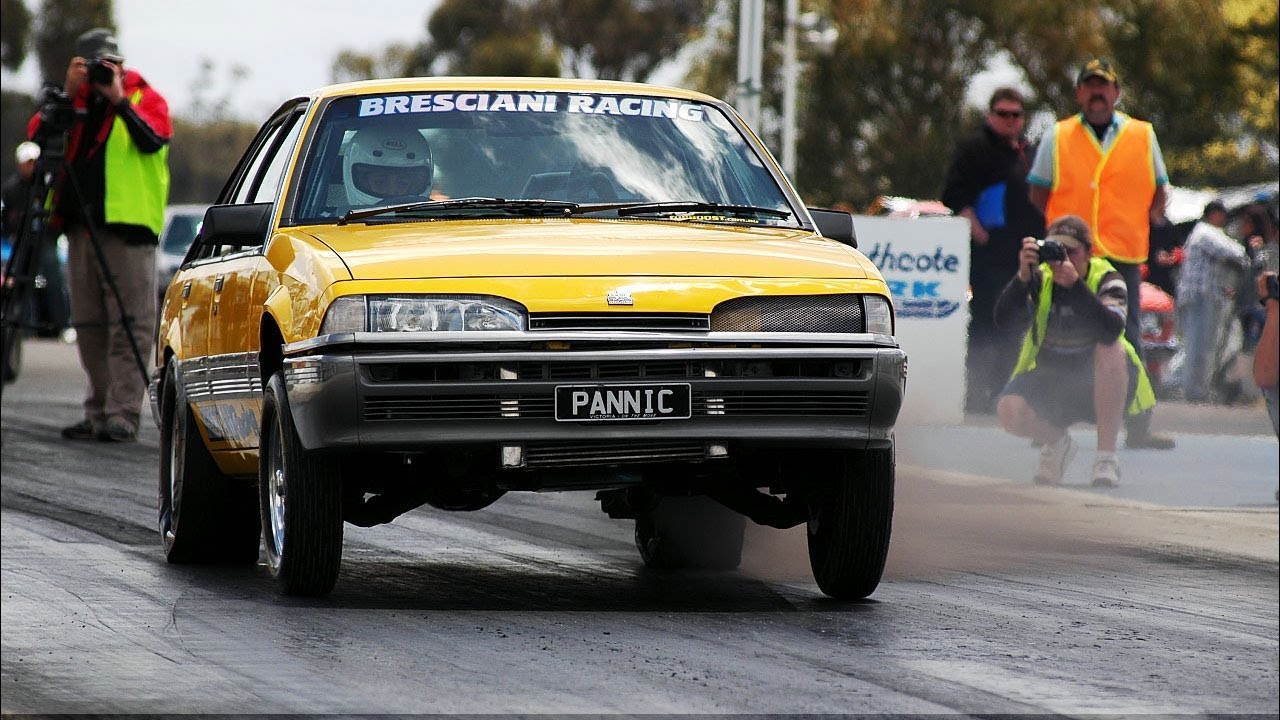 Pannic Vl Turbo At Heathcote Youtube