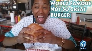 World Famous Not So Good Burger (heart Attack Grill)
