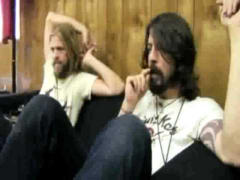 Foo Fighters and Stewart Copeland