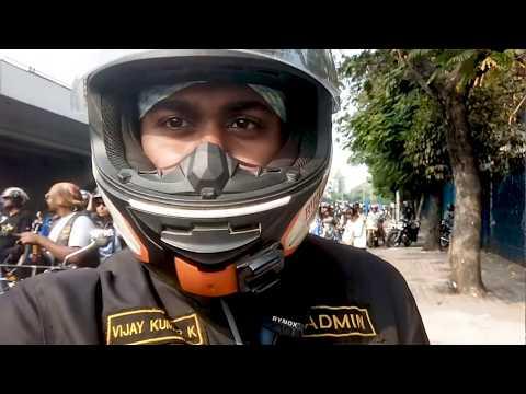 Legal Service Awareness Ride | Women's Day Celebrations by Hyderabad Bikers | HUB Vijay