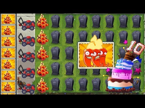 Pinata Party 14/7/2019 (July 14th) - Team Plants Power-Up! in Plants vs Zombies 2 Gameplay