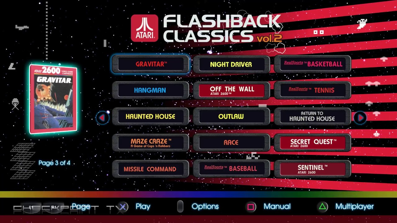 Atari Flashback Classics Volume 2 | Xbox One | GameStop