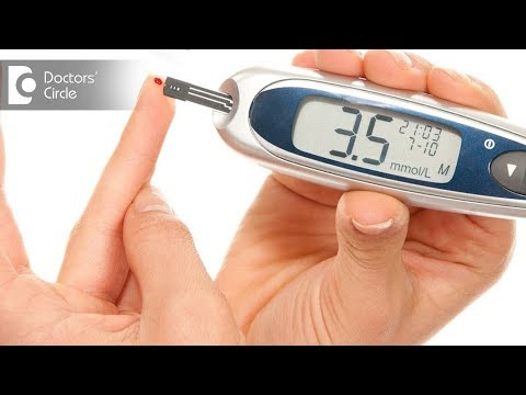 what-should-be-the-blood-sugar-levels-in-a-diabetic-patient?--dr.vijaya-sarathi-h-a