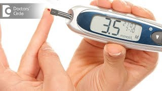 What Should Be Blood Sugar Levels Diabetic Patient