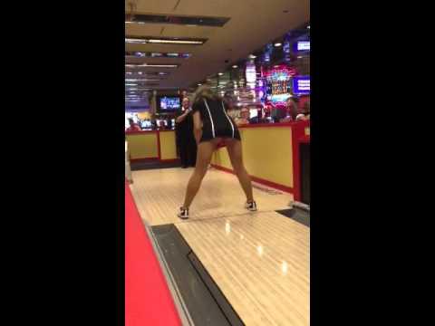 Lingerie Bowling Harrah's Casino