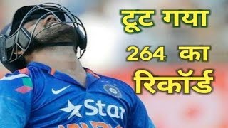 Sehwag 219 runs in 149 Balls
