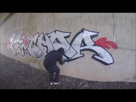 Graffiti - Ghost EA & Chor CRZ - Chrome Killers Episode 3