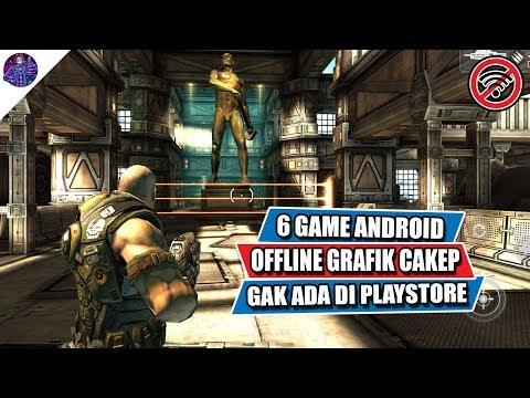 6 Game Android Offline dengan Grafik Cakep yang Gak Ada di PlayStore - 동영상