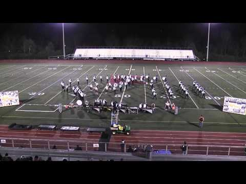 Columbus East High School Marching Band at Finals 2012