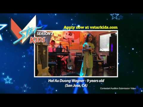 VSTAR Kids Season 2 Contestant #103 – Hai Au Duong Wagner