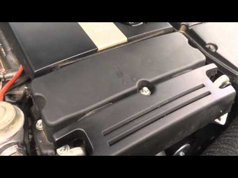Mercedes-Benz M271 Timing Chain Sound
