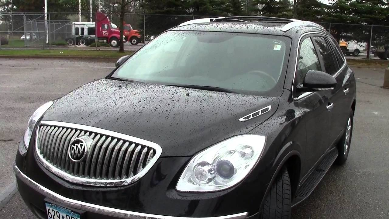 2009 buick enclave cxl awd - youtube