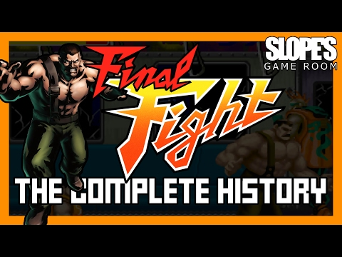 Final Fight: The Complete History SGR feat: Game Dave