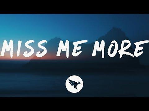 Miss Me More Chord Lyric