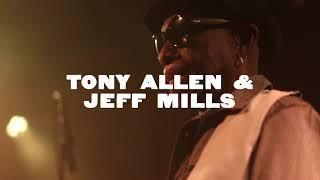 Tony Allen x Jeff Mills + GoGo Penguin en concert à La Cigale