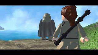 LEGO Star Wars The Force Awakens (PS Vita/3DS/Mobile) Luke